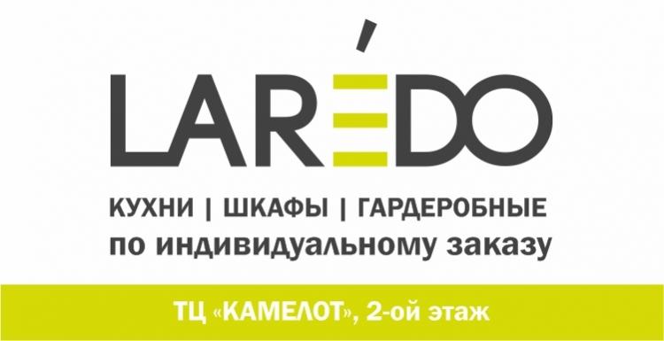 Новая экспозиция салона кухонь LAREDO!