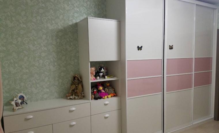 Мебель по индивидуальным заказам (3D визуализация). Детская мебель