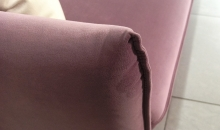 Прямой диван-кровать в скандинавском стиле