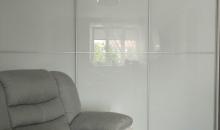 Мебель по индивидуальным заказам (3D визуализация). Шкаф-купе в узком профиле