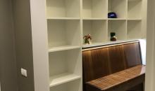 Мебель по индивидуальным заказам (3D визуализация). Прихожая