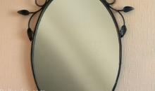 Зеркало Анна овальн