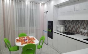 Мебель по индивидуальным заказам (3D визуализация). Кухня