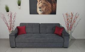 Классический прямой диван-кровать