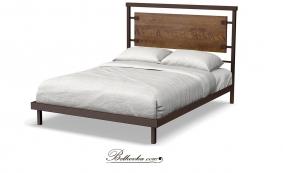 Кровать ЛОФТ 10 (индивидуальный заказ)