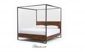 Кровать ЛОФТ 12 (индивидуальный заказ)