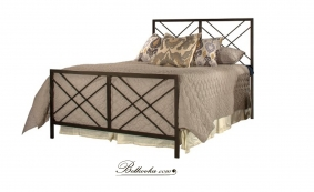 Кровать ЛОФТ 15 (индивидуальный заказ)