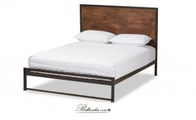 Кровать ЛОФТ 16 (индивидуальный заказ)