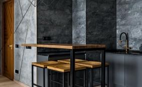 Кухня ЛОФТ 13