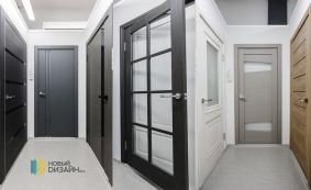 Межкомнатные двери в покрытии экошпон PROFILDOORS
