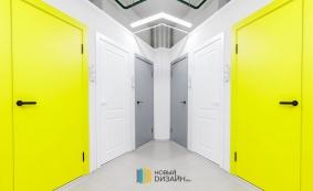 Межкомнатные двери в покрытии эмаль (Италия)