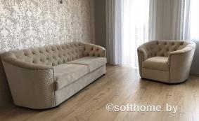 Набор мягкой мебели МОЛДЕ