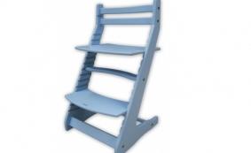Растущий стул ВЫРАСТАЙКА 2 Голубой