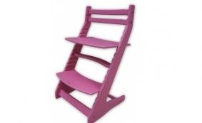 Растущий стул ВЫРАСТАЙКА 2 Розовый