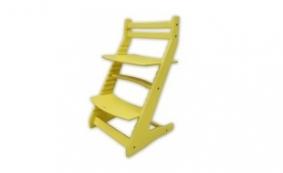 Растущий стул ВЫРАСТАЙКА 2 Желтый