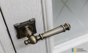 Ручка для межкомнатной двери Амарант ARNI