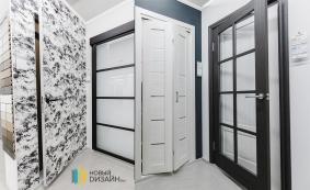 Системы открывания межкомнатных дверей (невидимка, купе, книга, распашная)