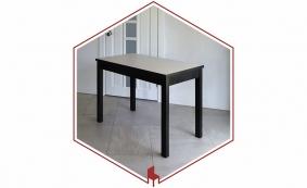 Стол раздвижной с боковой вставкой