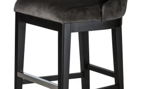 Барный стул Чикаго (черная эмаль)